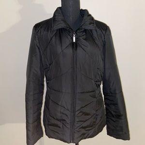 New York & Company black puffed coat